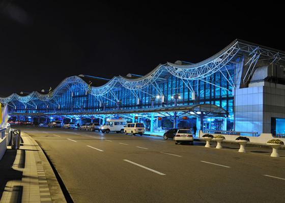 2019年1月——南京禄口国际机场T1航站楼改扩建项目