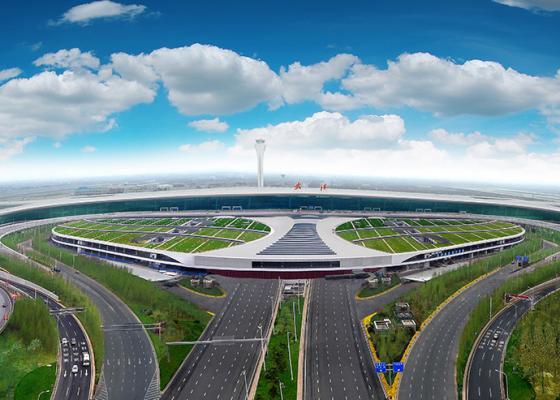 2019年4月——武汉天河机场视频监控系统新增及扩容工程