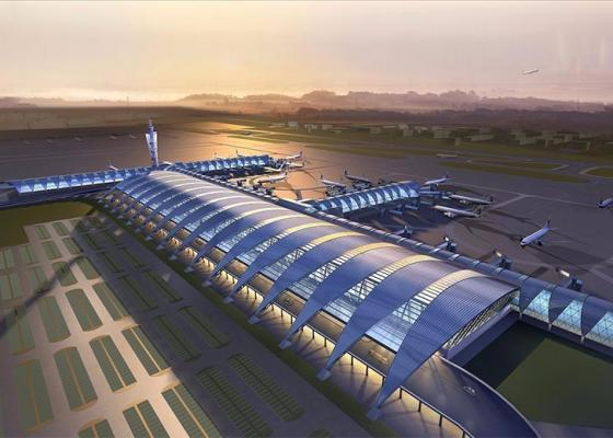 2020年1月——成都双流国际机场监控系统升级改造工程