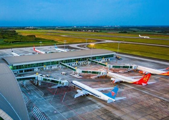 2020年12月——北海机场安防系统建设工程施工