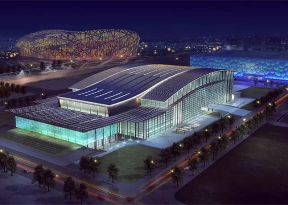 国家体育馆乐天堂备用网址工程